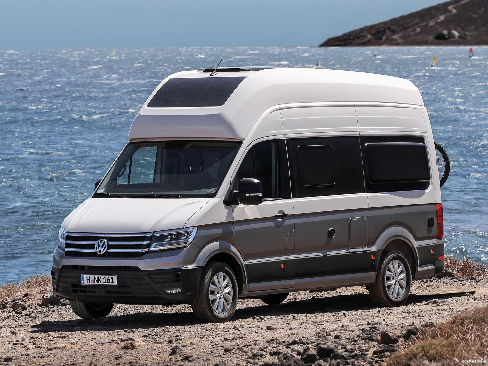Fotos de Volkswagen Grand California 600 2019 | Foto 32