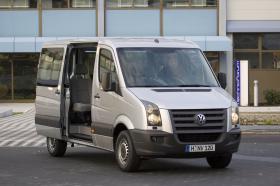 Ver foto 5 de Volkswagen Crafter Combi 2011
