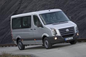 Fotos de Volkswagen Crafter Combi 2011
