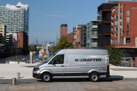 Ver foto 2 de Volkswagen e-Crafter 2019