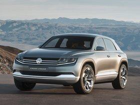 Ver foto 14 de Volkswagen Cross Coupe Concept 2011