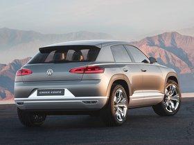 Ver foto 13 de Volkswagen Cross Coupe Concept 2011