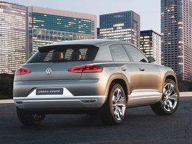 Ver foto 12 de Volkswagen Cross Coupe Concept 2011