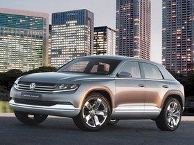 Ver foto 11 de Volkswagen Cross Coupe Concept 2011