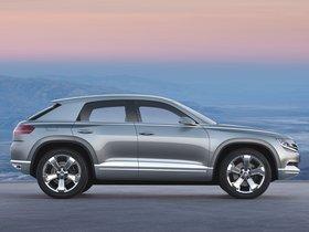 Ver foto 10 de Volkswagen Cross Coupe Concept 2011