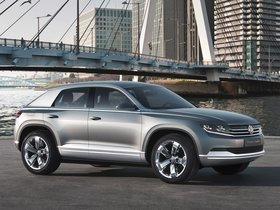 Ver foto 9 de Volkswagen Cross Coupe Concept 2011