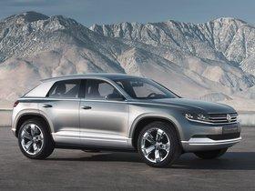 Ver foto 8 de Volkswagen Cross Coupe Concept 2011