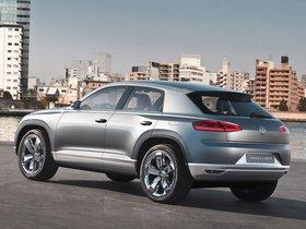 Ver foto 7 de Volkswagen Cross Coupe Concept 2011
