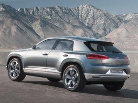 Ver foto 6 de Volkswagen Cross Coupe Concept 2011