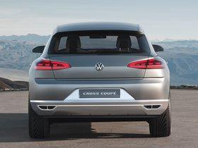 Ver foto 5 de Volkswagen Cross Coupe Concept 2011