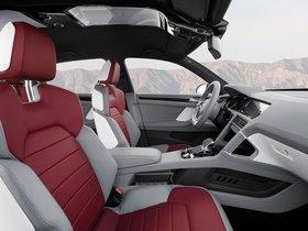Ver foto 22 de Volkswagen Cross Coupe Concept 2011
