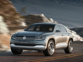 Ver foto 4 de Volkswagen Cross Coupe Concept 2011