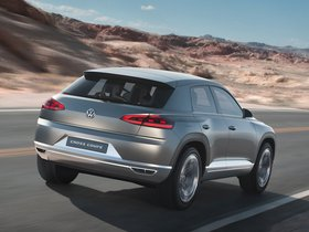Ver foto 3 de Volkswagen Cross Coupe Concept 2011