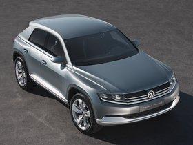 Ver foto 2 de Volkswagen Cross Coupe Concept 2011