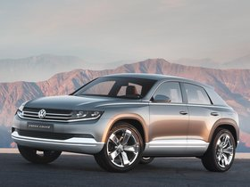 Fotos de Volkswagen Cross Coupe Concept 2011