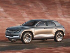 Ver foto 19 de Volkswagen Cross Coupe Concept 2011