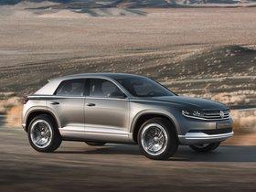 Ver foto 18 de Volkswagen Cross Coupe Concept 2011
