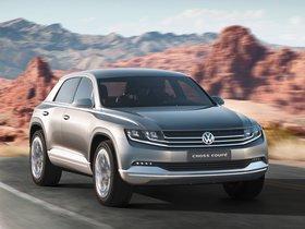 Ver foto 17 de Volkswagen Cross Coupe Concept 2011