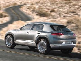 Ver foto 16 de Volkswagen Cross Coupe Concept 2011