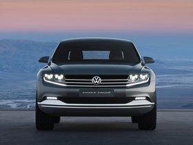 Ver foto 15 de Volkswagen Cross Coupe Concept 2011