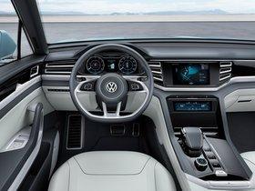 Ver foto 14 de Volkswagen Cross Coupe GTE Concept 2015