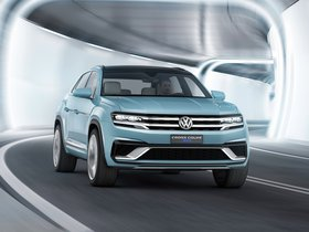 Ver foto 5 de Volkswagen Cross Coupe GTE Concept 2015