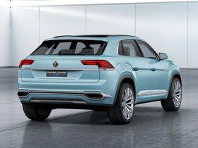 Ver foto 4 de Volkswagen Cross Coupe GTE Concept 2015