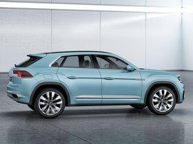 Ver foto 3 de Volkswagen Cross Coupe GTE Concept 2015