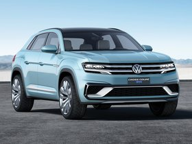 Fotos de Volkswagen Cross Coupe GTE Concept 2015