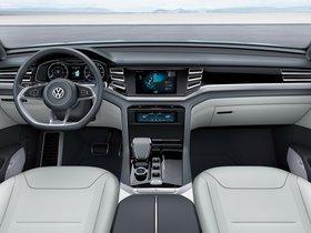 Ver foto 13 de Volkswagen Cross Coupe GTE Concept 2015