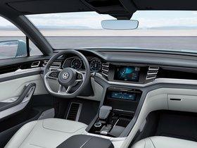 Ver foto 12 de Volkswagen Cross Coupe GTE Concept 2015