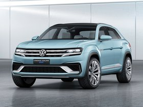 Ver foto 11 de Volkswagen Cross Coupe GTE Concept 2015