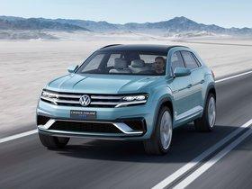 Ver foto 10 de Volkswagen Cross Coupe GTE Concept 2015