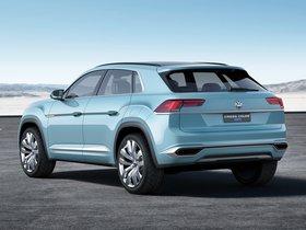 Ver foto 9 de Volkswagen Cross Coupe GTE Concept 2015