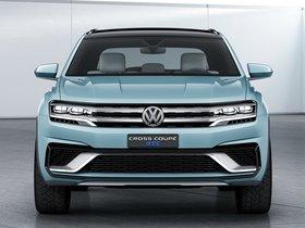 Ver foto 8 de Volkswagen Cross Coupe GTE Concept 2015