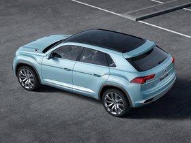 Ver foto 7 de Volkswagen Cross Coupe GTE Concept 2015