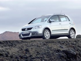 Ver foto 9 de Volkswagen Cross Golf 2006