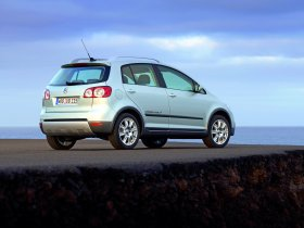 Ver foto 7 de Volkswagen Cross Golf 2006