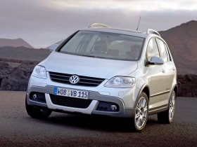 Ver foto 5 de Volkswagen Cross Golf 2006