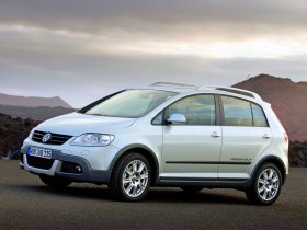 Ver foto 4 de Volkswagen Cross Golf 2006