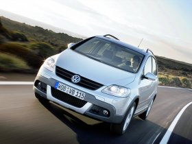 Ver foto 17 de Volkswagen Cross Golf 2006