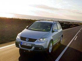 Ver foto 16 de Volkswagen Cross Golf 2006