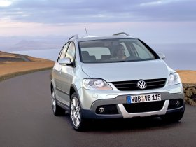 Ver foto 14 de Volkswagen Cross Golf 2006