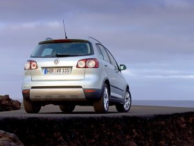 Ver foto 11 de Volkswagen Cross Golf 2006