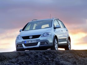 Ver foto 10 de Volkswagen Cross Golf 2006