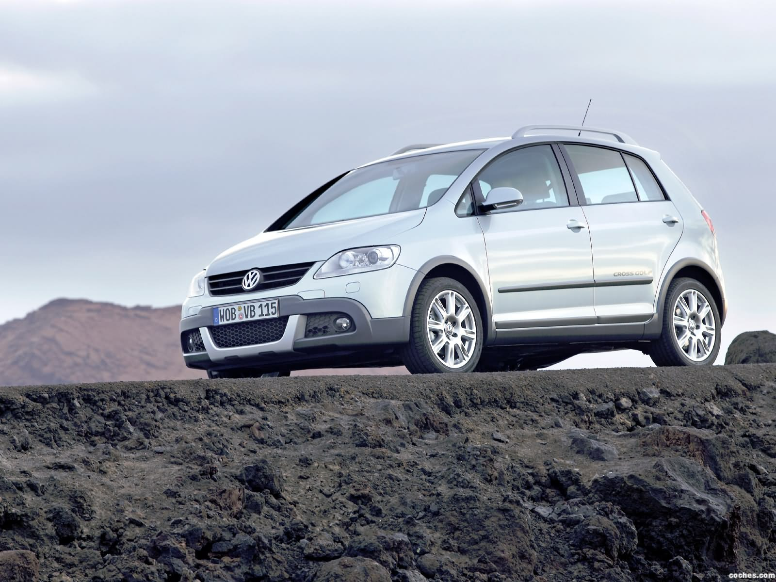 Foto 8 de Volkswagen Cross Golf 2006
