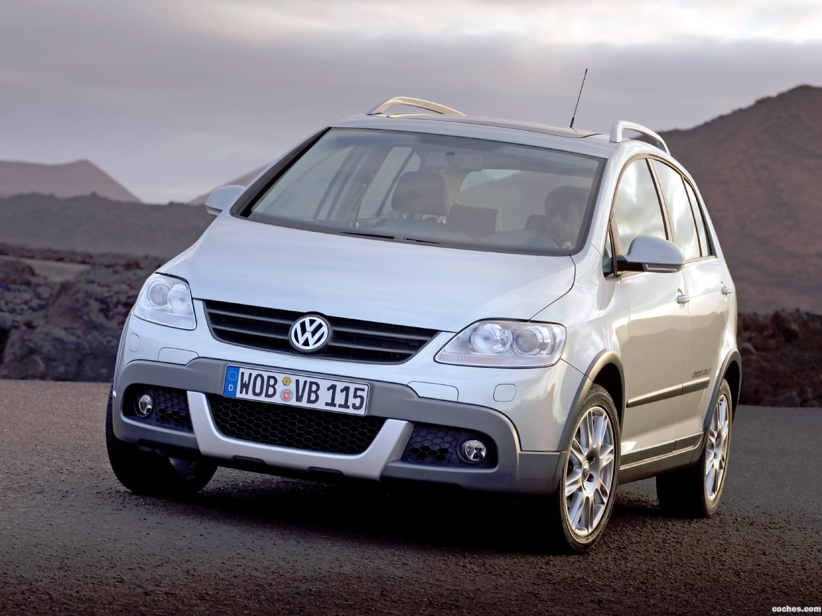 Foto 4 de Volkswagen Cross Golf 2006