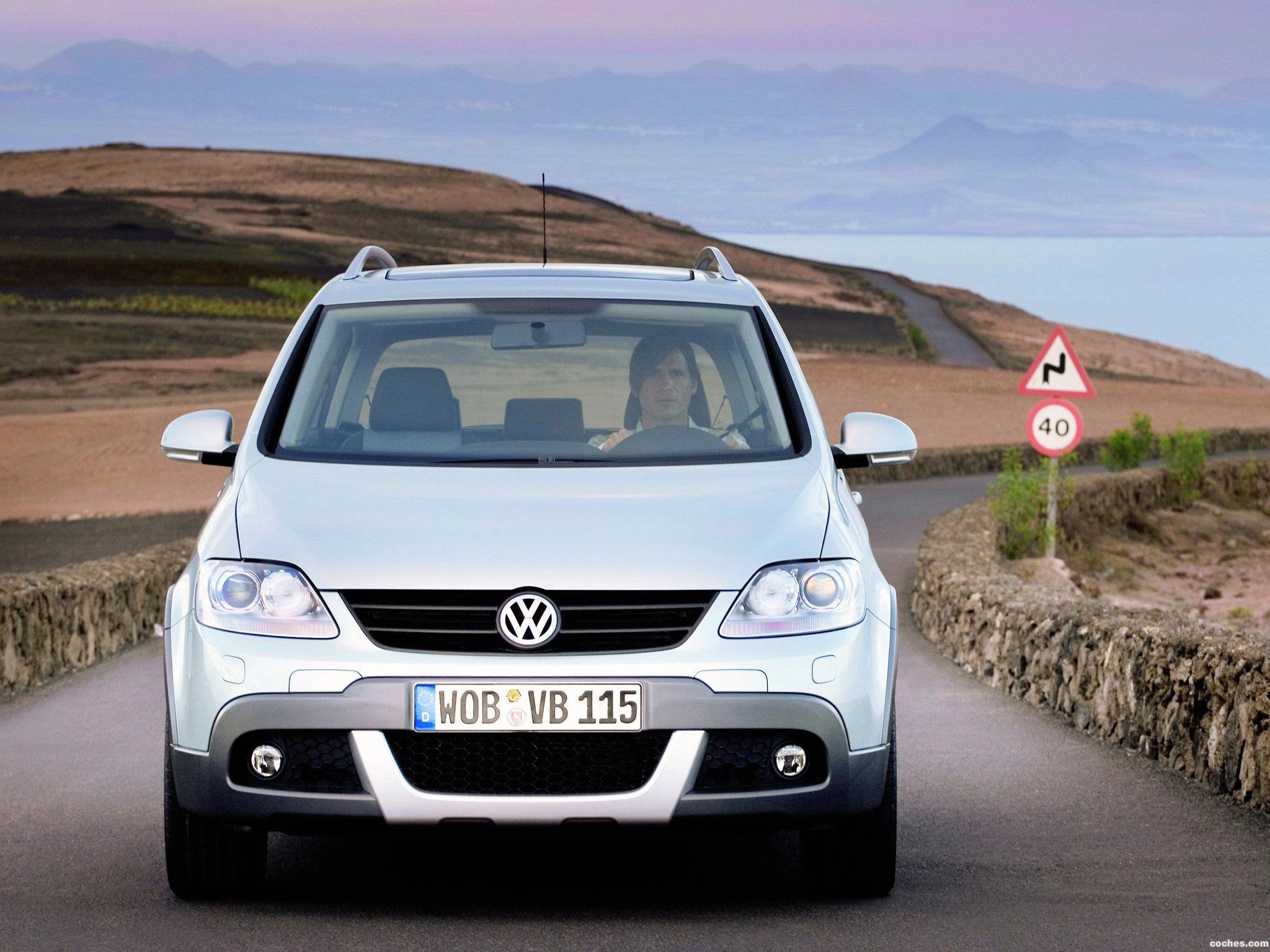 Foto 14 de Volkswagen Cross Golf 2006