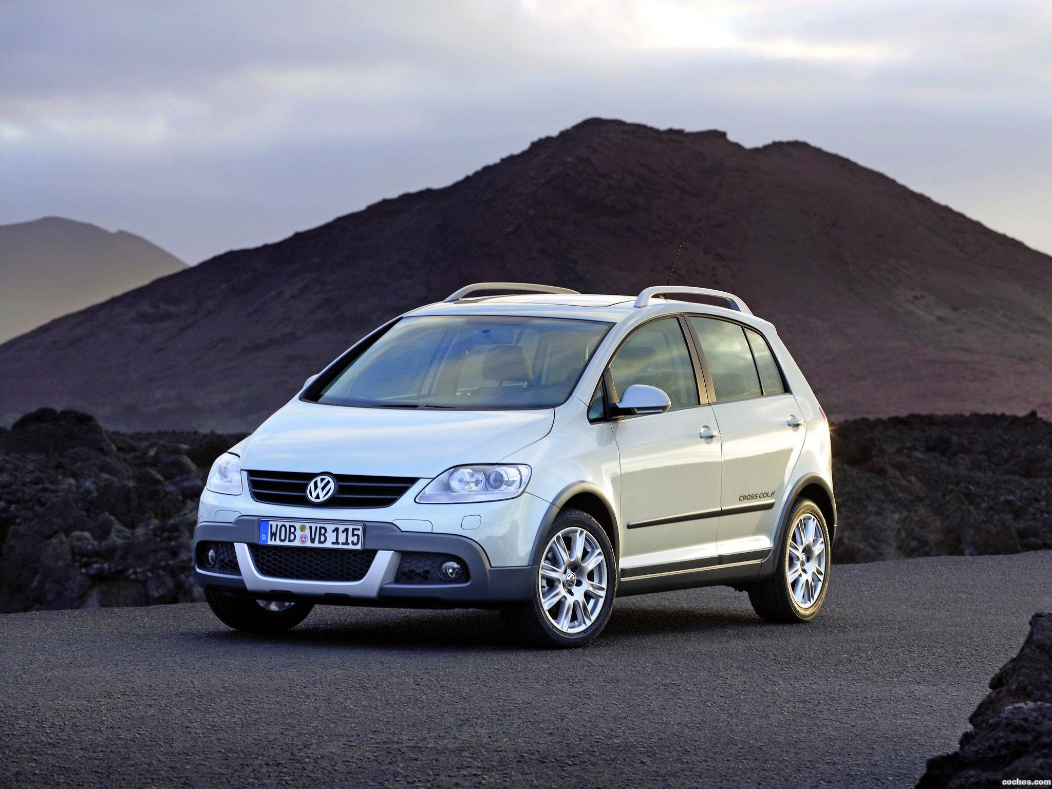 Foto 11 de Volkswagen Cross Golf 2006