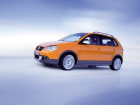 Ver foto 6 de Volkswagen Cross Polo 2005
